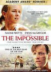 The Impossible (DVD, 2013)