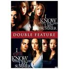 I Know What You Did Last Summer/I Still Know What You Did Last Summer (DVD, 2005, 2-Disc Set, Double Feature)
