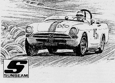 Classic Sunbeam Auto Parts Inc