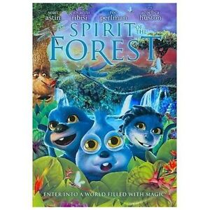 Spirit of the Forest (DVD, 2010) New