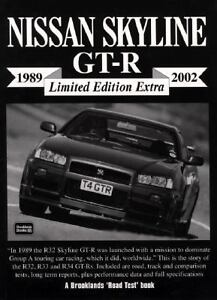Nissan-Skyline-Gt-r-1989-2002-extra-by-R-M-Clarke-2003-Paperback-Limited