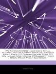 Articles on 1992 National Football League Season by Team, Including, Hephaestus Books, 1243943572