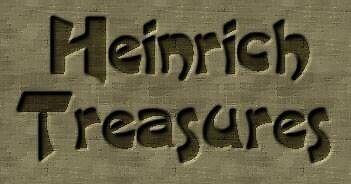 HEINRICH TREASURES