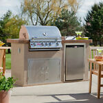 How to Create an Outdoor Kitchen