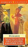Selections from the Canzoniere and Other Works, Francesco Petrarch, 0192817078