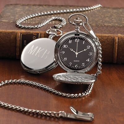 How to Buy a Silver Pocket Watch