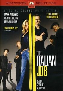 The-Italian-Job-DVD-2003-Widescreen-Mark-Wahlberg-Charlize-Theron