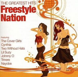 Various-Artists-The-Greatest-Hits-Freestyle-Nation-CD
