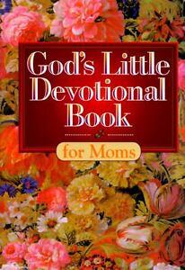 Gods-Little-Devotional-Book-for-Moms-HC-Ex-Condit