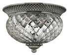 Hinkley Lighting Nickel Traditional Flush Mount Fixtures