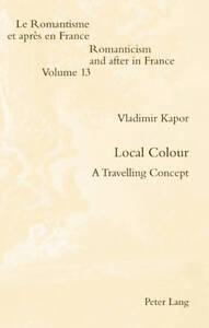 Local Colour, Vladimir Kapor