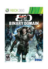 Industrial Binary Domain Video Games