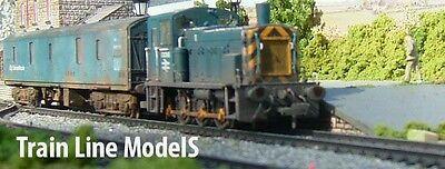 Train Line Model Shop