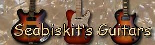 Seabiskit's Guitars
