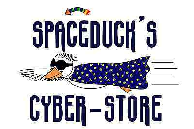 Spaceduck's Cyber-Store
