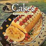 Simply Healthful Cakes, Donna Deane and Minnie Bernardino, 1881527077