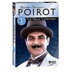 Agatha christie s poirot the movie collection set one 3 dvd box set