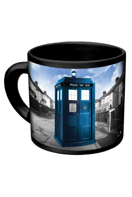 Your Guide to Buying Dr. Who Collectable Mugs on eBay