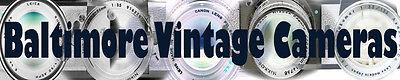 Baltimore Vintage Cameras
