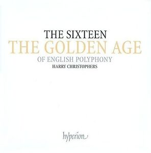 The Sixteen: The Golden Age of English Polphony CD NEW