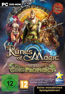 Runes of Magic Chapter 2 The Elven Prophecy PC Spiel - Linz, Österreich - Runes of Magic Chapter 2 The Elven Prophecy PC Spiel - Linz, Österreich