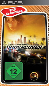 Psp Spiel - Need For Speed: Undercover (Sony PSP, 2011)