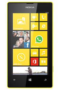 Nokia  Lumia 520 - 8GB - Yellow Smartpho...