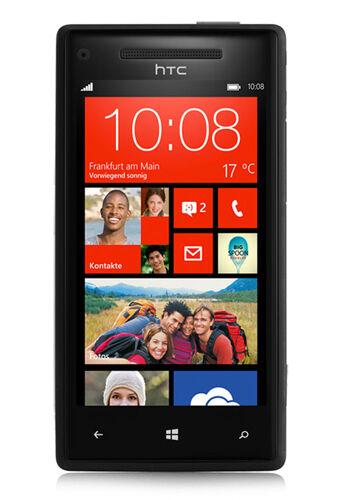 HTC Windows Phone 8X ohne Vertrag: die Welt auf einen Blick vs. nervige Spielerei