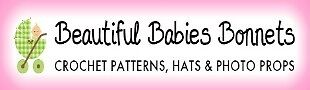 Beautiful Babies Bonnets