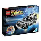 Marty McFly Time Machine LEGO Sets & Packs