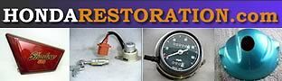 Honda Restoration Parts
