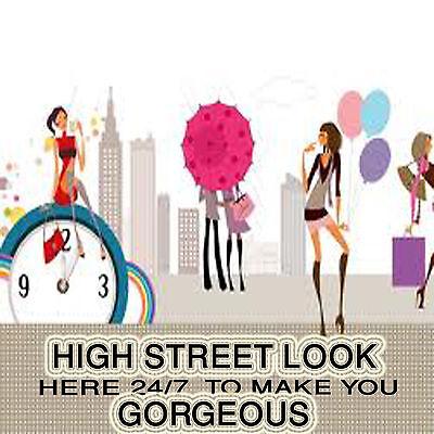 High Street Look