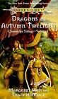 Dragons of Autumn Twilight Vol. 1 by Tracy Hickman and Margaret Weis (1994, Paperback)