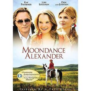 Moondance Alexander (DVD, 2009) Don Johnson WORLD SHIP AVAIL