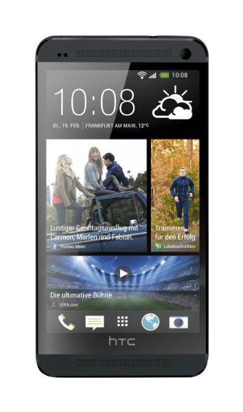 HTC  One One - 32 GB - Black - Smartphone