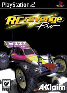 RC Revenge Pro PS2 Playstation 2