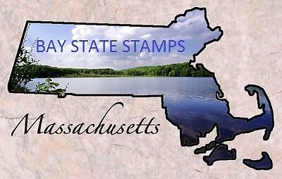 BAY STATE STAMPS