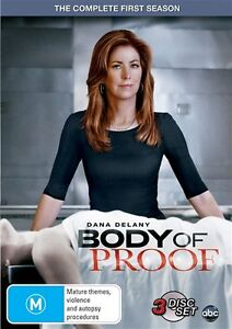 BODY-OF-PROOF-TV-Series-SEASON-1-NEW-R4-DVD