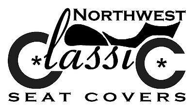 NW Classic Motorcycle Seat Covers