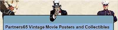 Partners65 Vintage Movie Posters