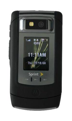 Motorola Renegade V950 - Black (Sprint) Cellular Phone