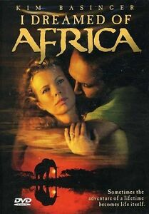 I Dreamed of Africa (DVD, 2000, Closed C...