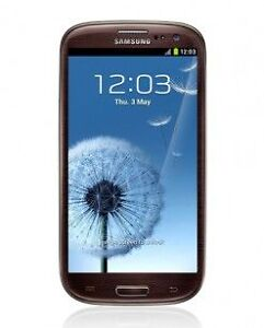about New Verizon Samsung I535 Galaxy S 3 III Amber Brown 16GB 4G LTE