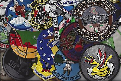CAUSTICMOM'S MILITARY PATCHES