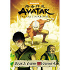 Avatar: The Last Airbender - Book 2: Earth - Vol. 4 (DVD, 2007) (DVD, 2007)