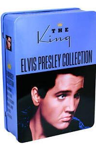 ELVIS PRESLEY COLLECTION (DVD, 2008, 6-D...