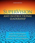 SuperVision and Instructional Leadership 9780205625031