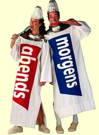 Männlein oder Weiblein aufgepasst - Unisex-Kostüme auf eBay aufstöbern