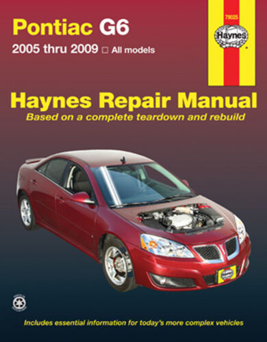 Haynes-Publications-79025-Repair-Manual