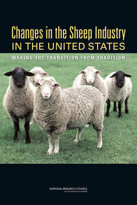 Changes in the Sheep Industry in the United States, Committee on the Economic De